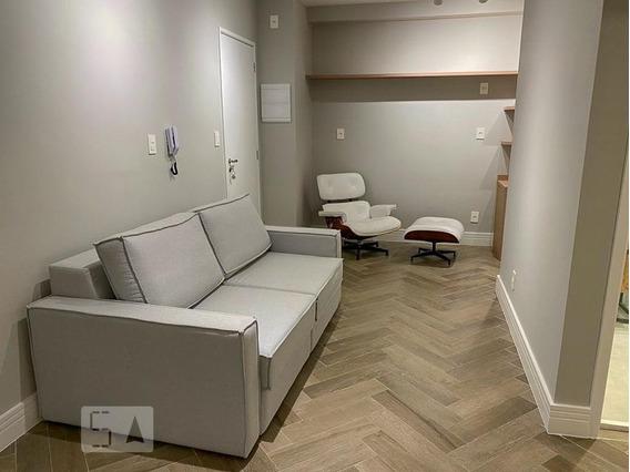 Apartamento Para Aluguel - Campo Belo, 2 Quartos, 95 - 893100836