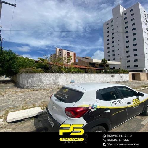(oportunidade) Casa À Venda Por R$ 2.000.000 - Manaíra - João Pessoa/pb - Ca0859