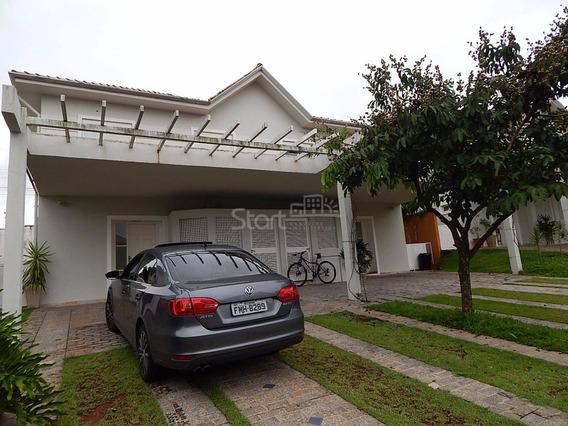 Casa Para Aluguel Em Loteamento Alphaville Campinas - Ca058995