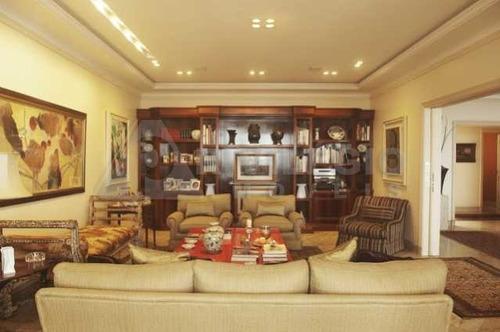 Imagem 1 de 30 de Apartamento À Venda, 4 Quartos, 2 Suítes, 4 Vagas, Copacabana - Rio De Janeiro/rj - 14439