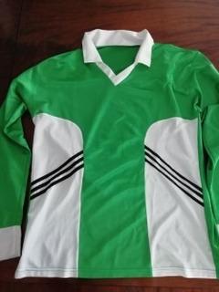 brillo encantador última tecnología seleccione original Camiseta De Futbol Color Verde en Mercado Libre Argentina