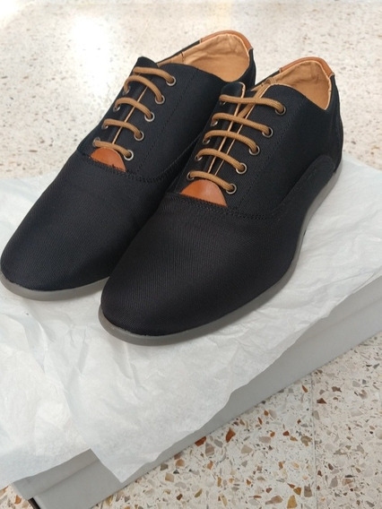 Zapatos Casuales Negros Para Hombre