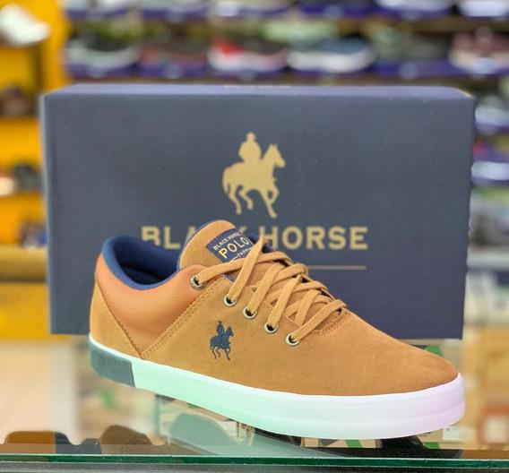 Zapatillas Polo Black Horse