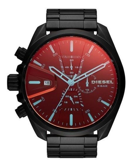Relógio Diesel Masculino Preto Dz4489/1pi