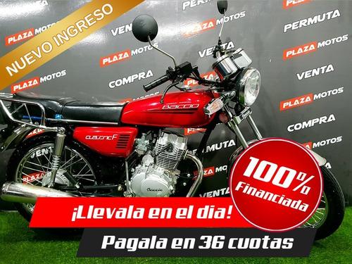 Baccio Classic Plaza Motos