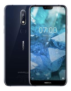 Nokia 7.1 - 64gb + 4gb 5.8