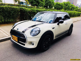 Mini Cooper Black Street A/t Turbo