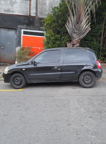 Imagem 1 de 10 de Renault Clio 2011 1.0 16v Campus Hi-flex 3p