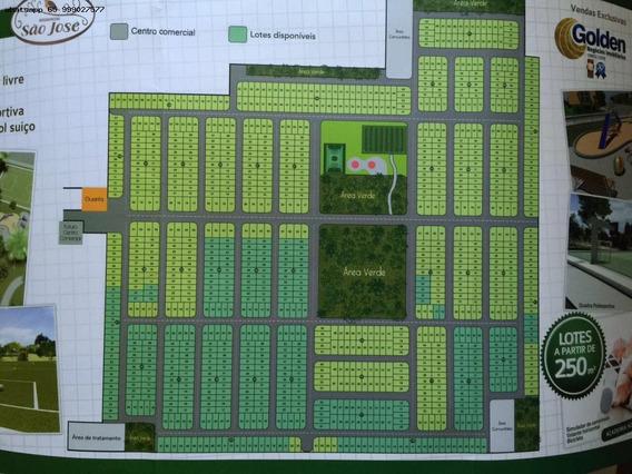 Terreno Para Venda Em Cuiabá, São José, 1 Dormitório, 1 Banheiro, 2 Vagas - 524_1-1439041