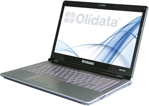 Notebook Para Repuestos Olidata Vento 4gb Ram 500 Disco