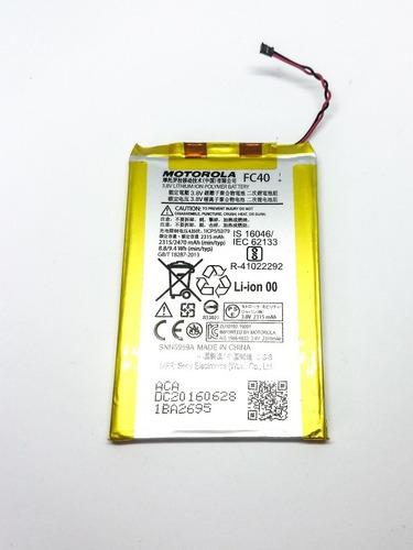 Bateria Original Para Motorola Moto G3