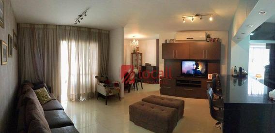 Apartamento Residencial À Venda, Jardim Tarraf Ii, São José Do Rio Preto. - Ap1278