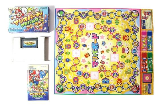 Mario Party Advance Original Para Nintendo Game Boy Advance