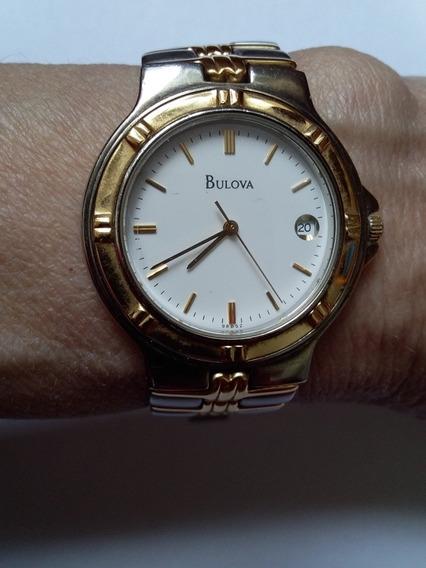 Relógio Bulova Unissex Masculino Feminino Quartz Original