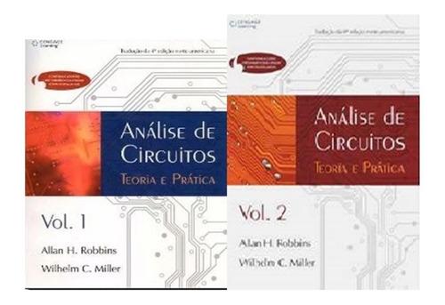 Analise De Circuitos - Teoria E Pratica, V.1 E 2