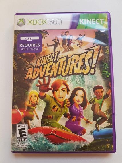 Kinect Adventures Original Para Xbox 360
