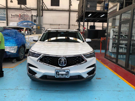 Acura Rdx Blindada Nivel 3plus