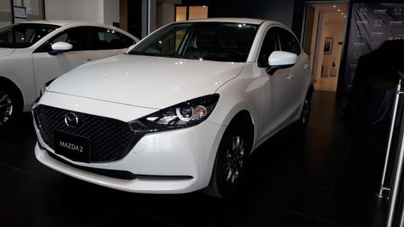 Mazda 2 Sport Touring 1.5l Automático 2021 Blanco