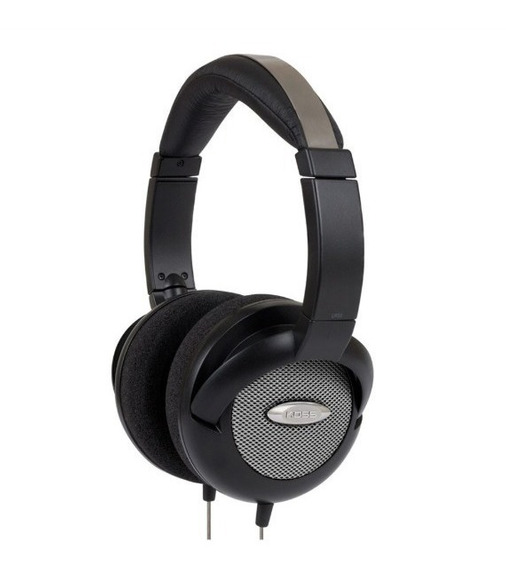 Fone Over-ear Koss Ur 55 Compacto + Nf E Garantia