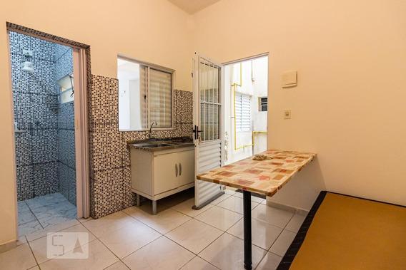 Apartamento Para Aluguel - Jardim Éster Yolanda, 1 Quarto, 18 - 893097936