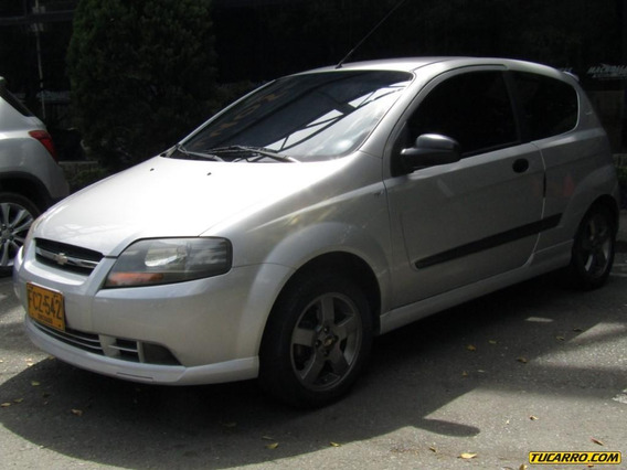 Chevrolet Aveo Gti 1400 Cc