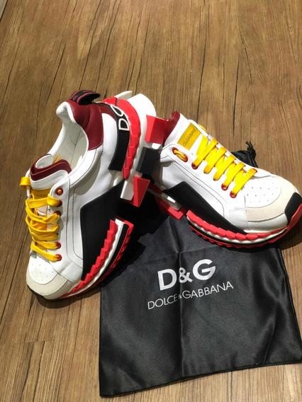 Tênis Dolce Gabbana Varias Cores!!!