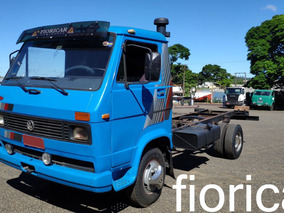 Vw 6.90 1986/86 Chassis 5.00mts