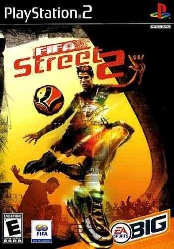 Fifa Street 2 - Ps2 Patch Fte Unic