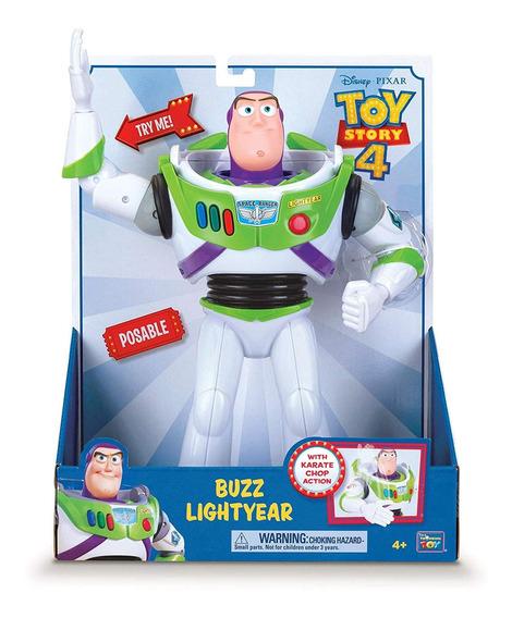 Buzz Lightyear Figura De Ação Golpe Karatê Toy Story 35672