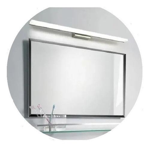 Barra Led Artefacto Baño Espejo 7 W Luz Blanca