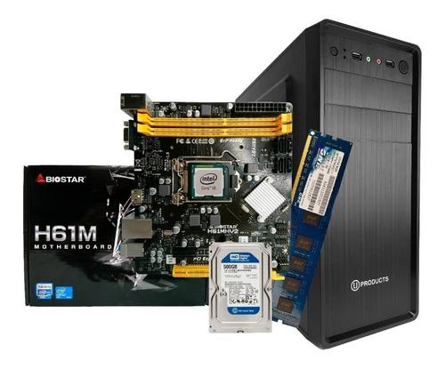 Imagen 1 de 6 de Computadora Core I3 3220 3,20ghz 8gb Ram Hdd 500gb Nueva