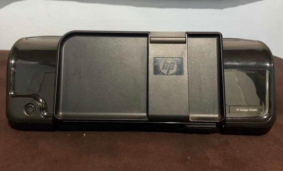 Impressora Hp Deskjet D1660 C/ Fonte E Cartuchos