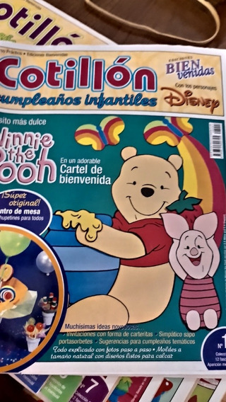 Colección Bien Venidas, Cotillón Cumpleaños Infantiles.