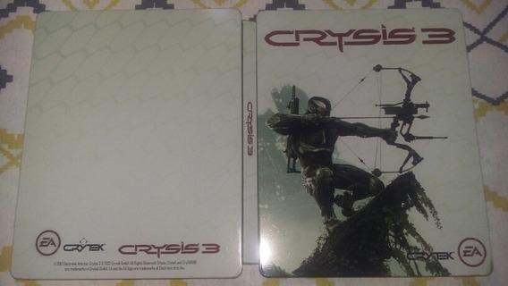 Steelbook Crysis 3 - G2 - Exclusivo México *sem Jogo*