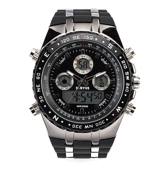 Relojes Hombre S8002 Stryve Militar Navy Seal Sport Analogo