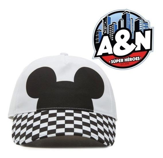 Gorra Vans Mickey Mouse 90 Aniversario