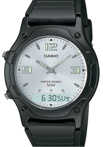 Relógio Casio Masculino Classic - Aw-49he-7avdf