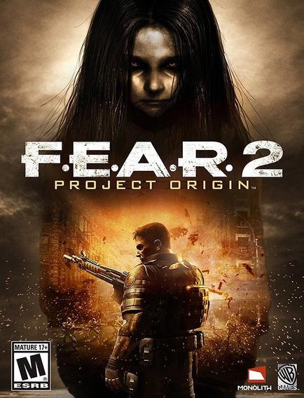Fear 2 Pc - Steam Key (envio Rápido)