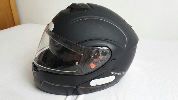Capacete Mt Helmets Atom Sv Articulado