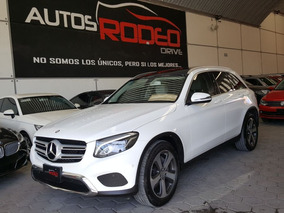Mercedes Benz Clase Glc 300 Off Road Blanco 2017