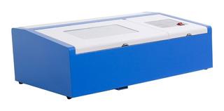 Maquina Cnc Router Laser Corte E Gravação 30x20cm 220v