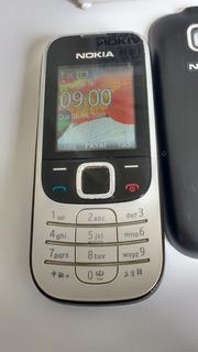 Celular Nokia 2330c-2b Nacional Preto Vivo - Usado