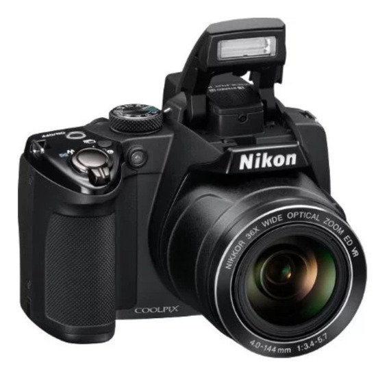 Nikon Coolpix P500 Zoom Optico De 36 X Full Hd