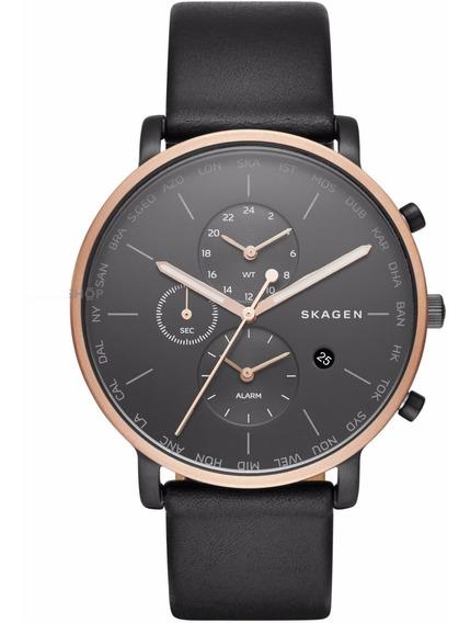 Relógio Skagen World Time Skw6300 Parte2