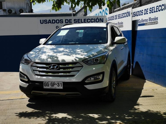 Hyundai Santa Fe Gls 2.4 Aut 2014