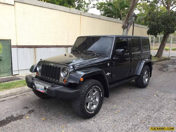 Jeep Wrangler Oscar Mike
