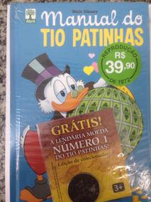 Gibi Disney Capa Dura Manual Do Tio Patinhas