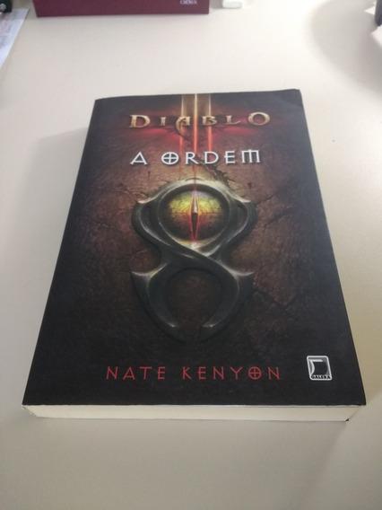 Livro - Diablo Iii - A Ordem Ordem De Nate Kenyon