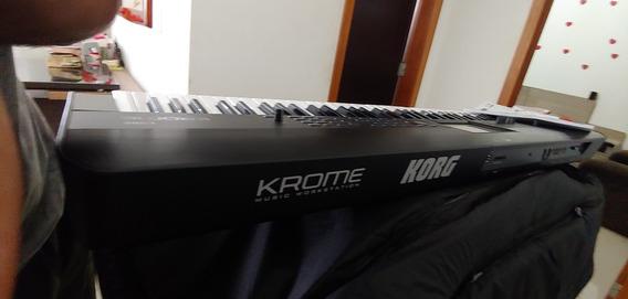 Korg Krome 73 Impecavel