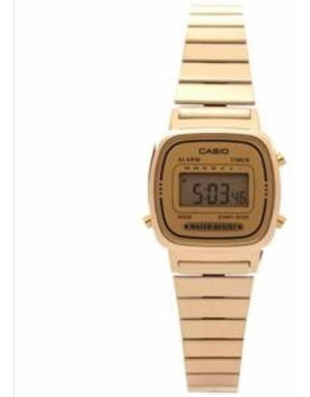 Relógio Casio Feminino Mini